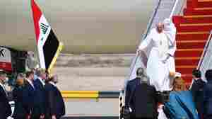 'I Come As A Pilgrim': Pope Francis Begins Historic Visit To Iraq
