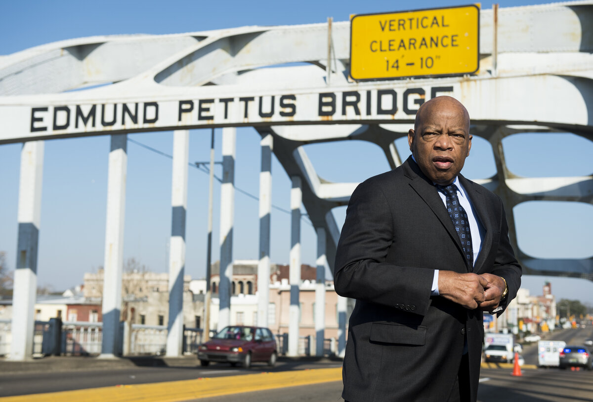 First Bloody Sunday without John Lewis