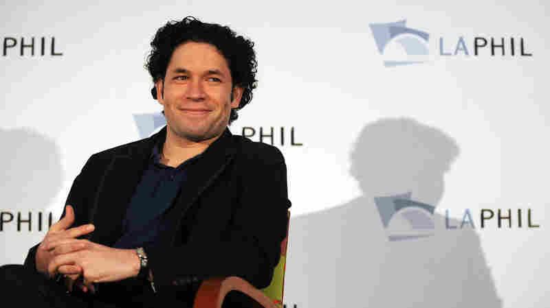 Dudamel And L.A. Philharmonic Reunite For Socially Distanced Virtual Concert Series