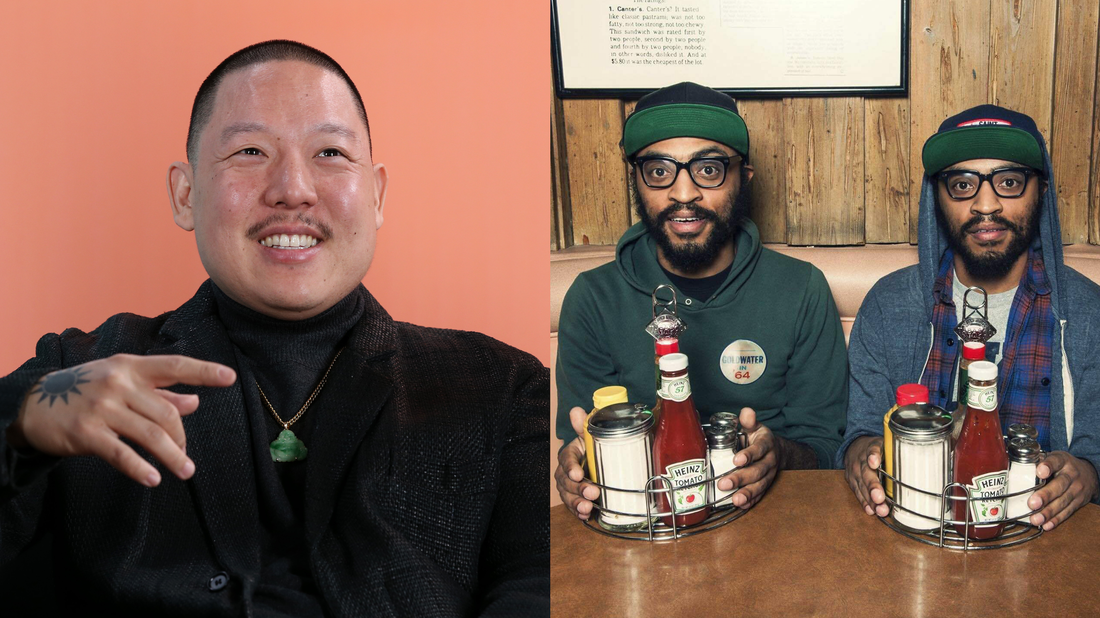 Eddie Huang & The Lucas Bros