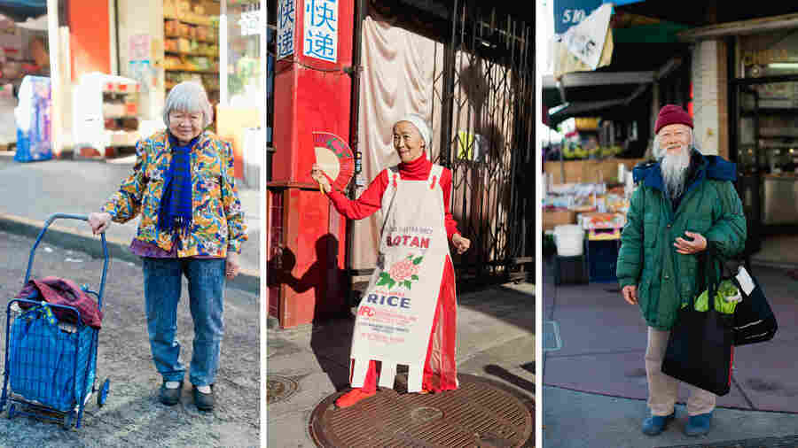 'Chinatown Pretty' Celebrates Asian American Elders And Their Sartorial Flair