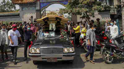 Opinion: Death Of A Teenage Protester in Myanmar