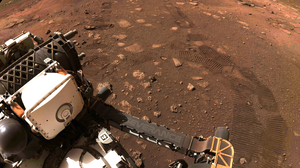 In First Test Drive On Mars, Perseverance Rover Makes A Short But Significant Trip