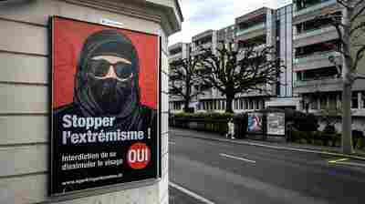 Switzerland Approves 'Burqa Ban' To Prohibit Some Face Coverings In Public