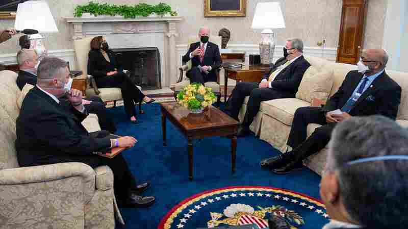 Biden Faces 'Balancing Act' Advancing Clean Energy Alongside Labor Allies