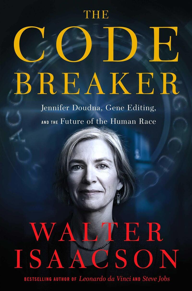 The Code Breaker, by Walter Isaacson