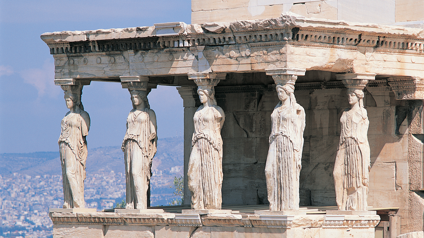In Ancient Athens, Rich People Bragged About Their Heavy Tax : The Indicator from Planet Money - NPR