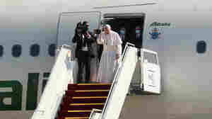 Pope Francis Defends His Trip To Iraq Despite Infection Risks