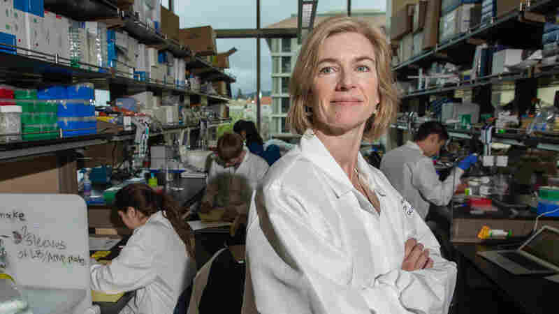 CRISPR Scientist's Biography Explores Ethics Of Rewriting The Code Of Life