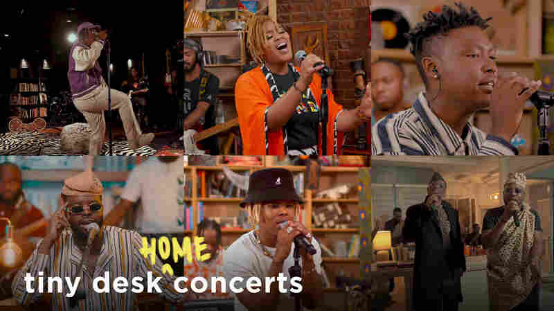 Coming 2 America, Sounds Of Zamunda: Tiny Desk (Home) Concert