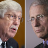 In The '24th Mile' Of A Marathon, Fauci And Collins Reflect On Their Pandemic Year