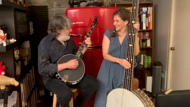 Béla Fleck and Abigail Washburn: Alone Together Duets