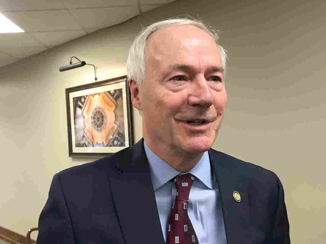 Governor of US state of Arkansas passes law banning almost all abortions