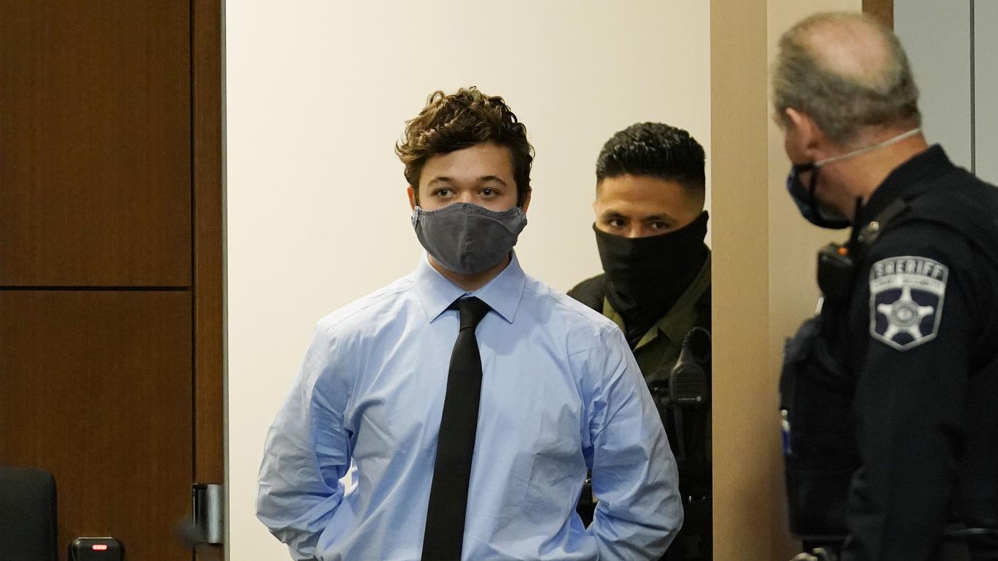 Kyle Rittenhouse Trial In Kenosha Killings Delayed Until November - NPR
