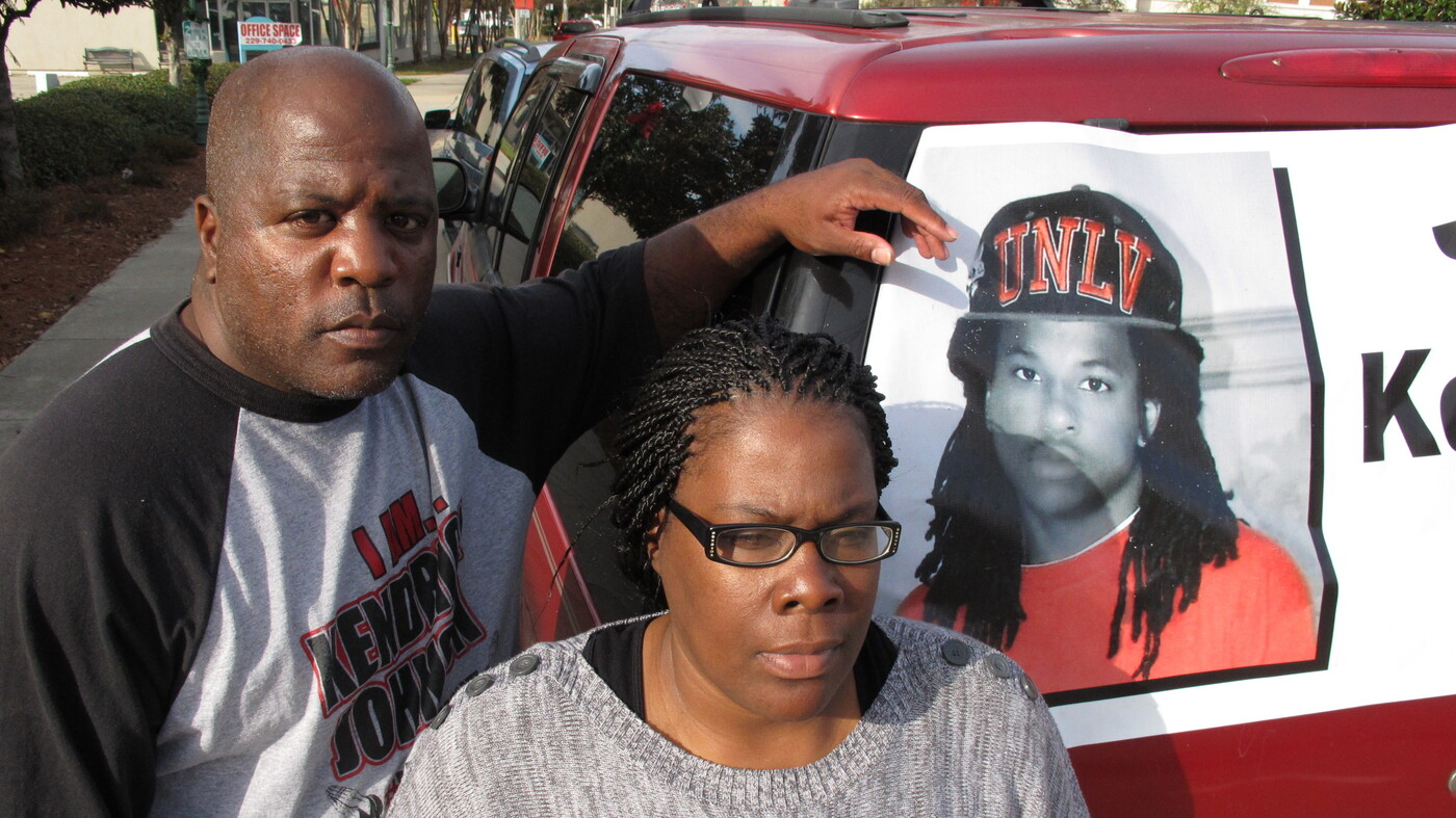Kendrick Johnson Case Will Be Reinvestigated By Georgia Sheriff S Office Npr