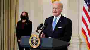 Biden Begins Process To Undo Trump Administration's Title IX Rules