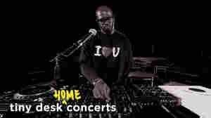Black Coffee: Tiny Desk (Home) Concert