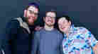 Justin, Travis And Griffin McElroy: My Podcast, My Podcast And My Other Podcast