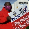 High Stakes At A Warehouse: Amazon Fights Against Alabama Union Drive
