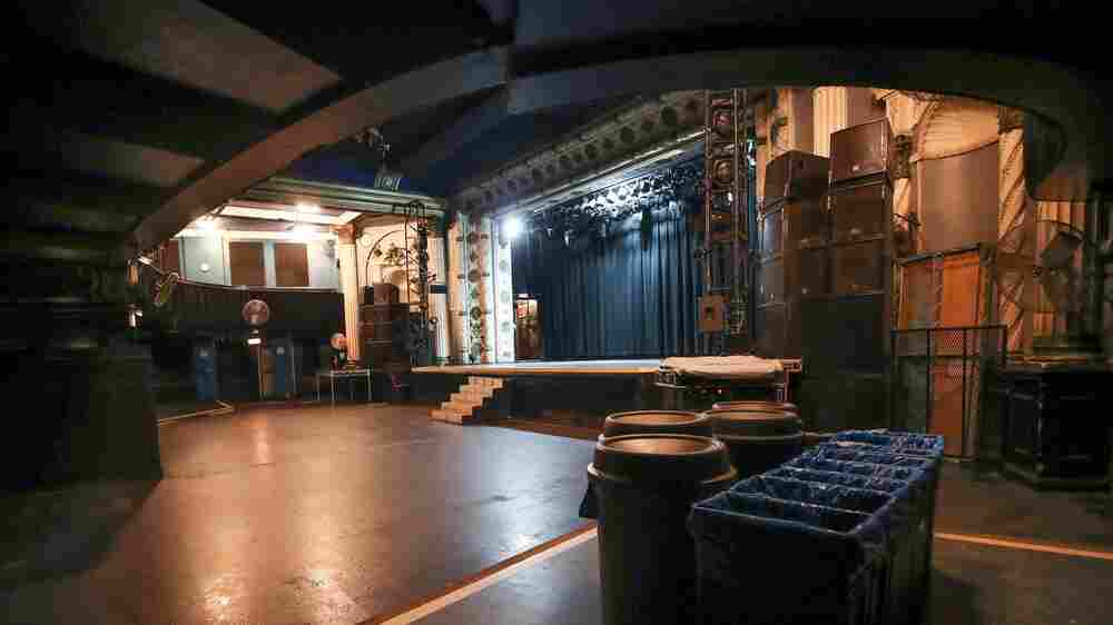 Shuttered Venue Grants Are Coming In April, After A Long Wait