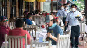 Relief Act Means 'A Good Night's Sleep' For Food Industry, Says NYC Restaurateur