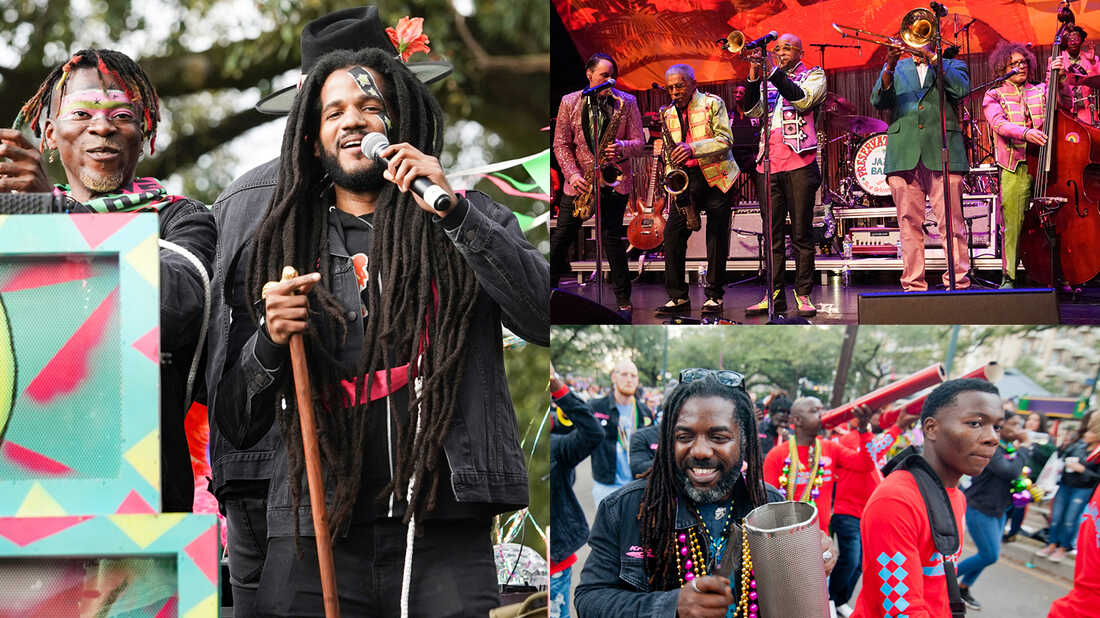 Kanaval: Haitian Rhythms And The Music Of New Orleans: Episode 4