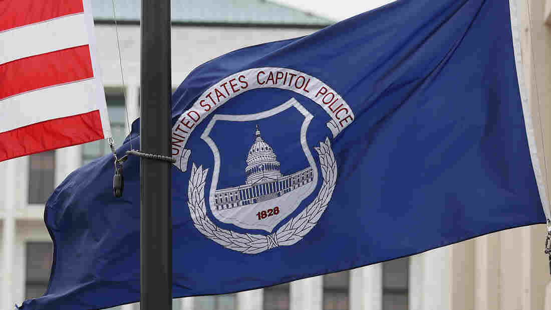 Two men arrested in assault on Capitol Police Officer Brian Sicknick