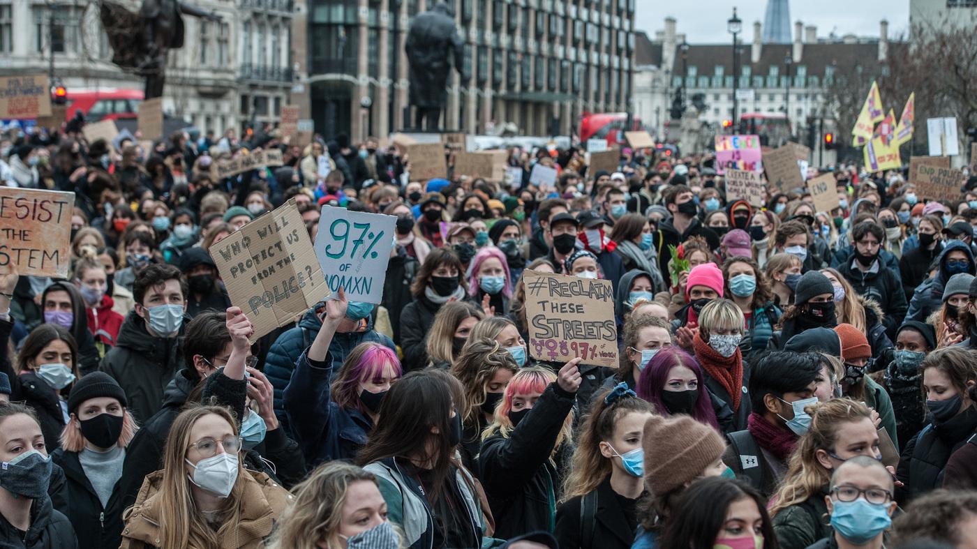 Sarah Everard Case: London Police Facing Investigations After Vigil – NPR