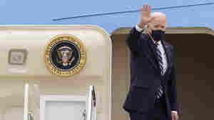 Biden Makes 1st Judicial Nominations, Including A Supreme Court Contender