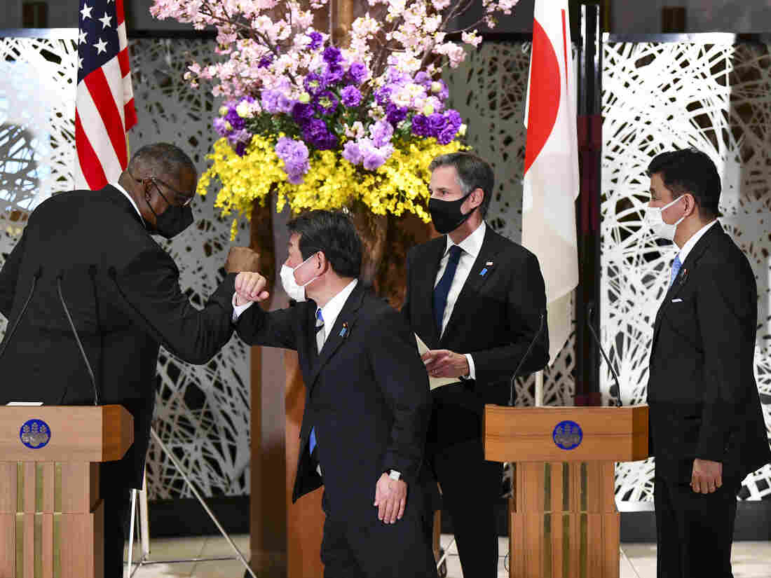 Japan, US to hold security talks in response to China's coercion