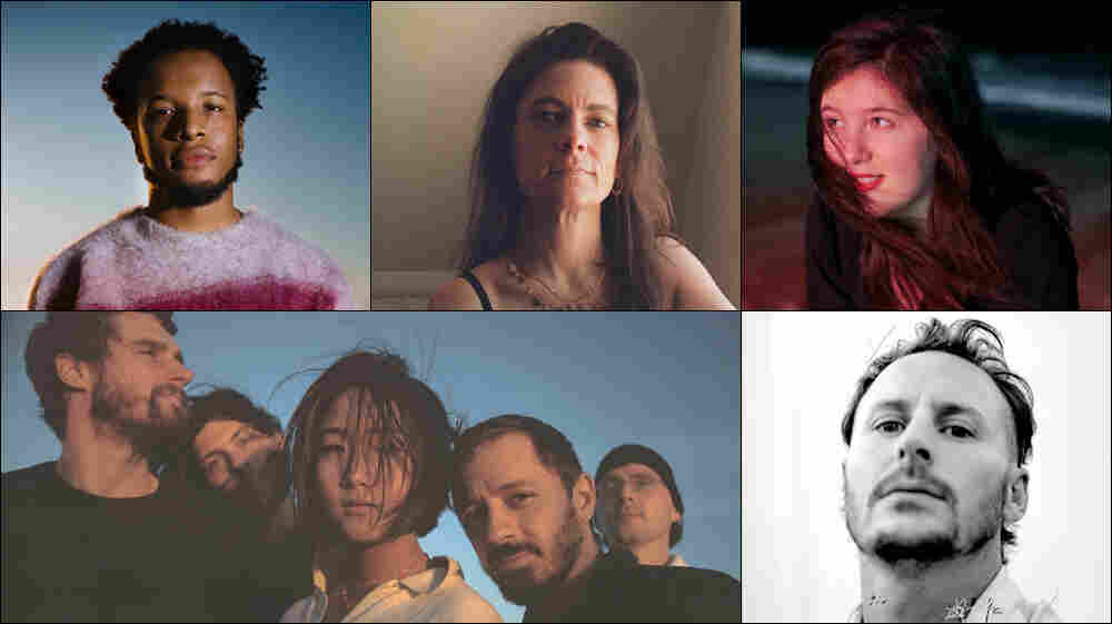 New Mix: Lucy Dacus, Ben Howard, Cautious Clay, Kelli Scarr & More