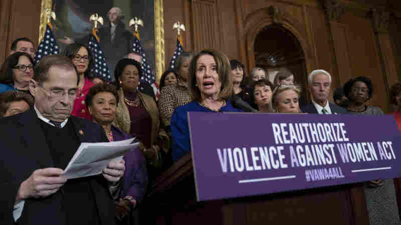 House Renews Violence Against Women Act, But Senate Hurdles Remain
