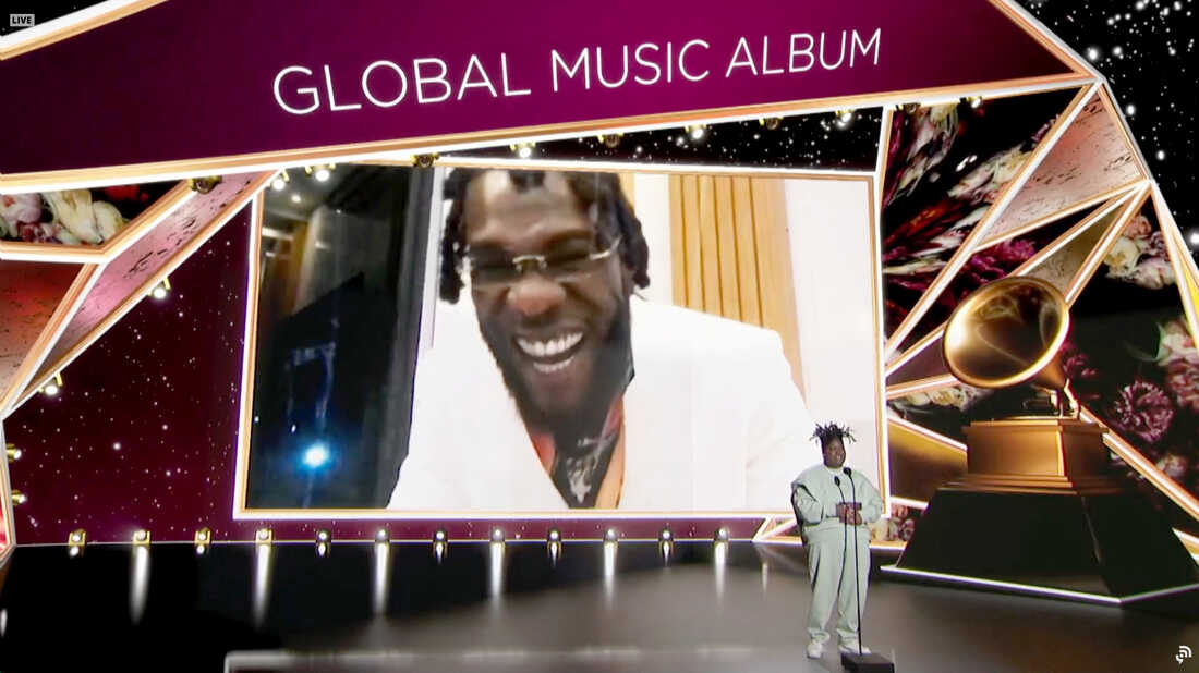 Grammy Winner Burna Boy Makes Music — And Social Noise