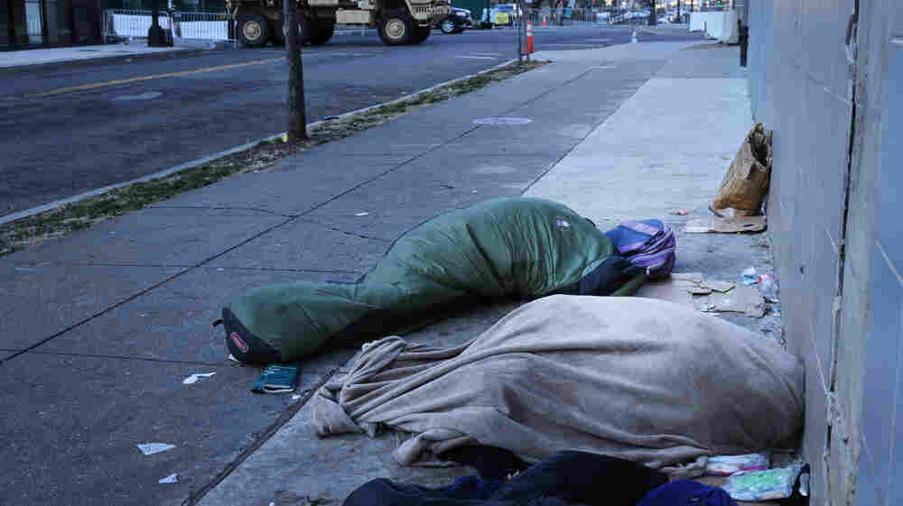 HUD: Growth Of Homelessness During 2020 Was 'Devastating,' Even Before The Pandemic