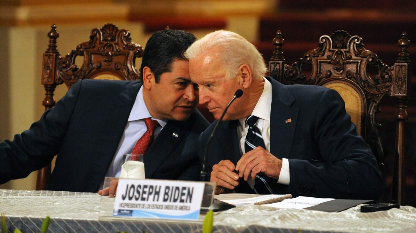Biden Under Pressure To Sanction Honduras' President And Cut Security Aid – NPR