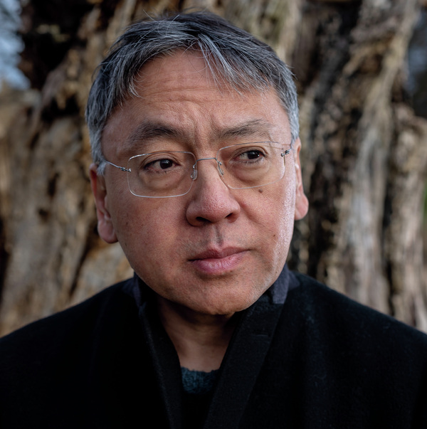 Kazuo Ishiguro won the Nobel Prize for literature in 2017. His previous novels include The Remains of the Day and Never Let Me Go. He also writes lyrics for jazz singer Stacey Kent.