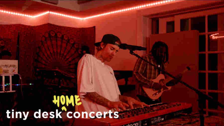 Justin Bieber: Tiny Desk (Home) Concert