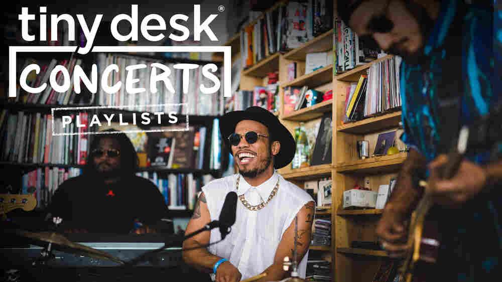 Tiny Desk Playlists