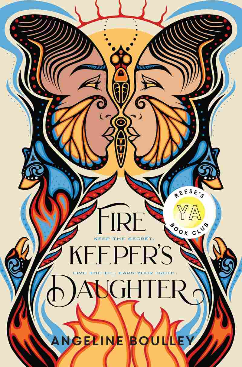 Firekeeper's Daughter, by Angelline Boulley