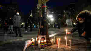 'We Will Not Go Back': Vigils Honoring Atlanta Victims Draw Mourners Across U.S.