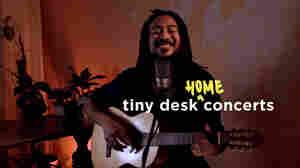 Liam Bailey: Tiny Desk (Home) Concert