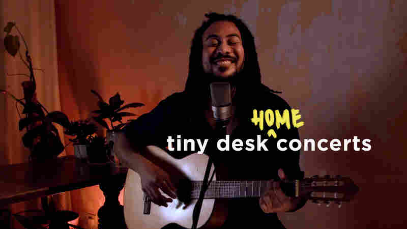 Liam Bailey: Tiny Desk (Home) Concert