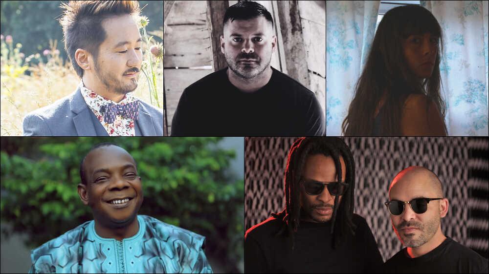 New Mix: Kishi Bashi, Toumani Diabaté, Madi Diaz, More