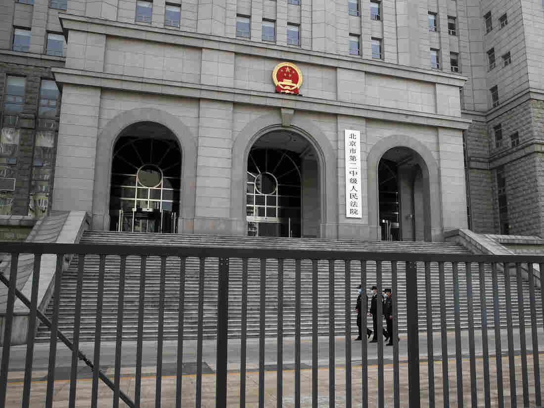 Second Canadian citizen goes on trial in China over Huawei spat