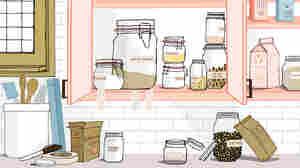 Kitchen Organization Tips For A Small Space, From Smitten Kitchen's Deb Perelman