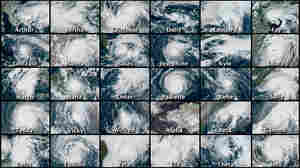The 2021 Hurricane Season Won't Use Greek Letters For Storms