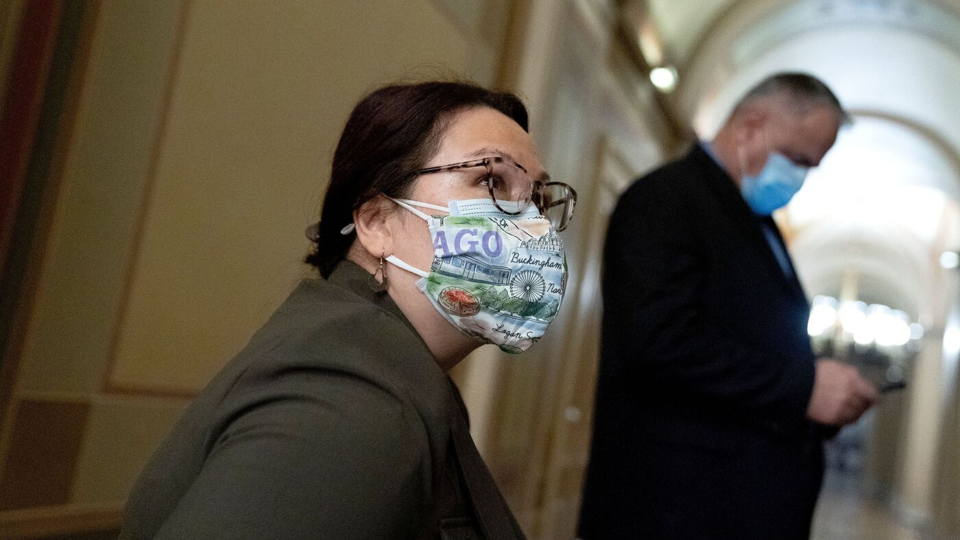 www.npr.org: Duckworth Backs Off Vow To Block Biden Nominees Over Lack Of AAPI Cabinet Members