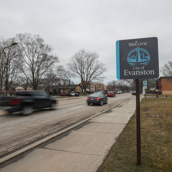 In Likely First, Chicago Suburb Of Evanston Approves Reparations For Black Residents