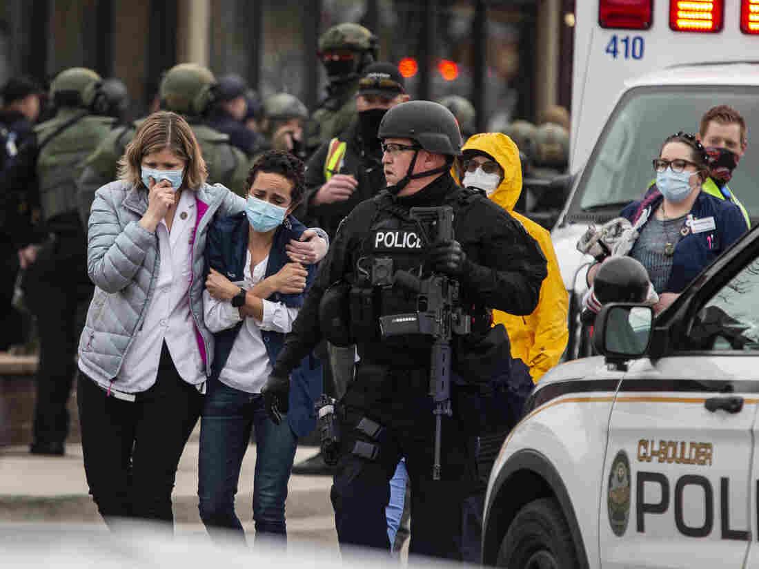 Boulder mass shooting victims identified, Biden to speak