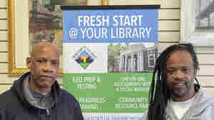 Libraries Are Key Tools For People Getting Out Of Prison, Even During A Pandemic